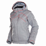 Rossignol Kelly JKT HEATHER W