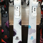 Salomon All Mountain Frontside Women