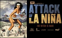 Attack of La Niña