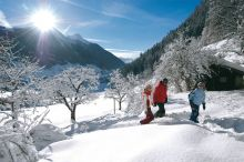 TVB Stubai Tirol Snow Hiking